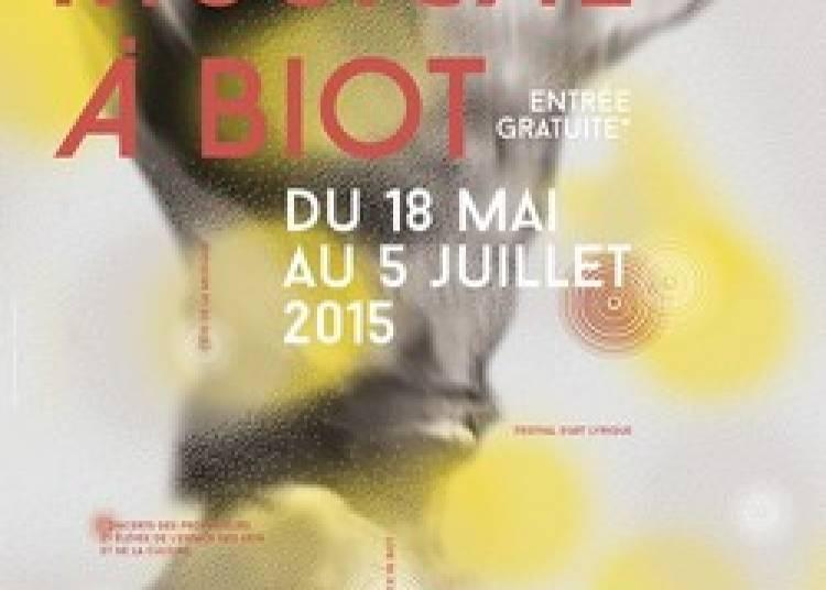 Le Printemps Musical � Biot