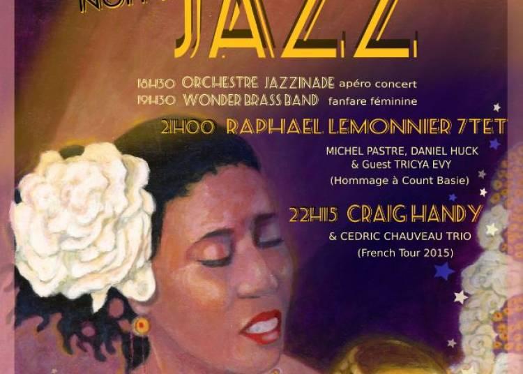 La Nuit du Jazz en Agde 2015