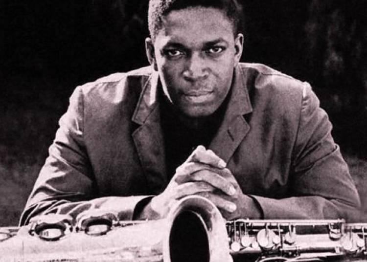 Hommage � John Coltrane, Vandojam � Paris 1er