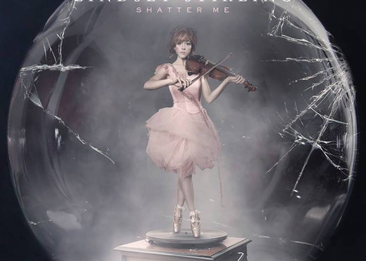 Lindsey Stirling et Twin Atlantic � Nice