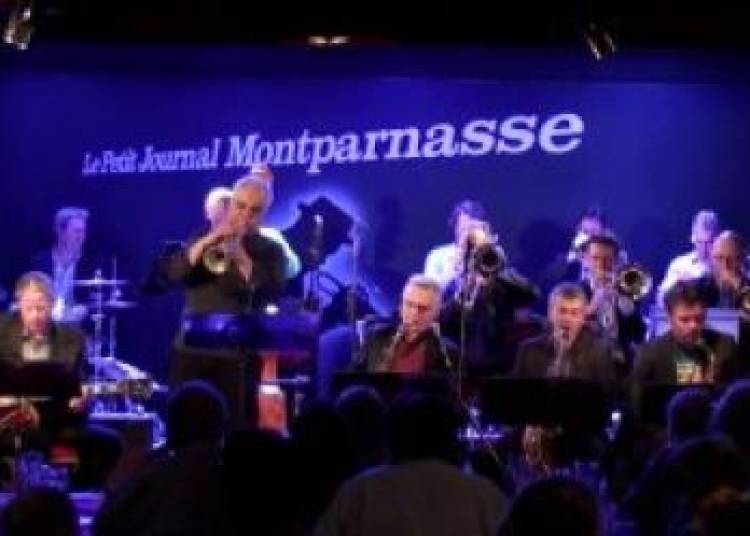 Ron Meza Big Band In High Definition � Paris 14�me