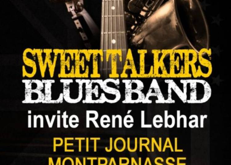 Sweet Talkers Blues Band � Paris 14�me