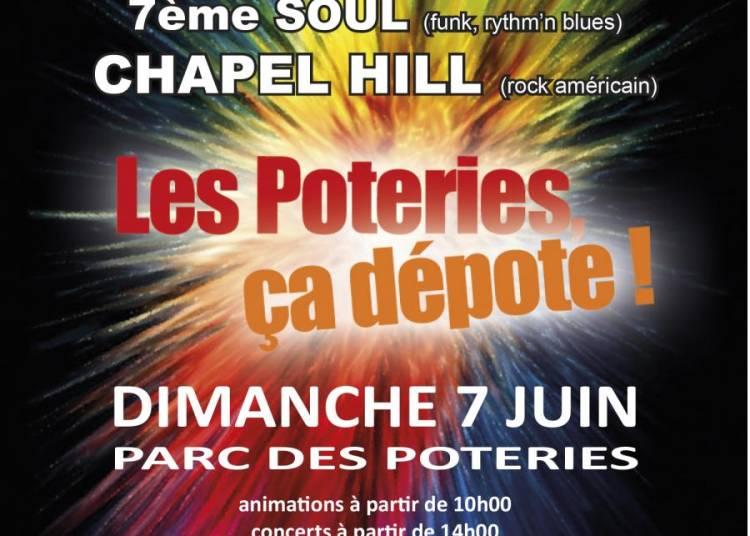 Festival Les Poteries, �a d�pote ! 2015