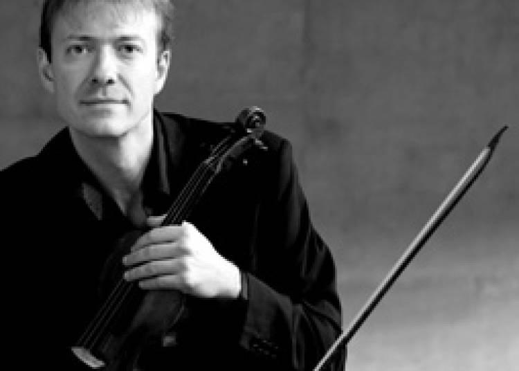 J.S. Bach, int�grale des suites et partitas pour violon � Paris 1er