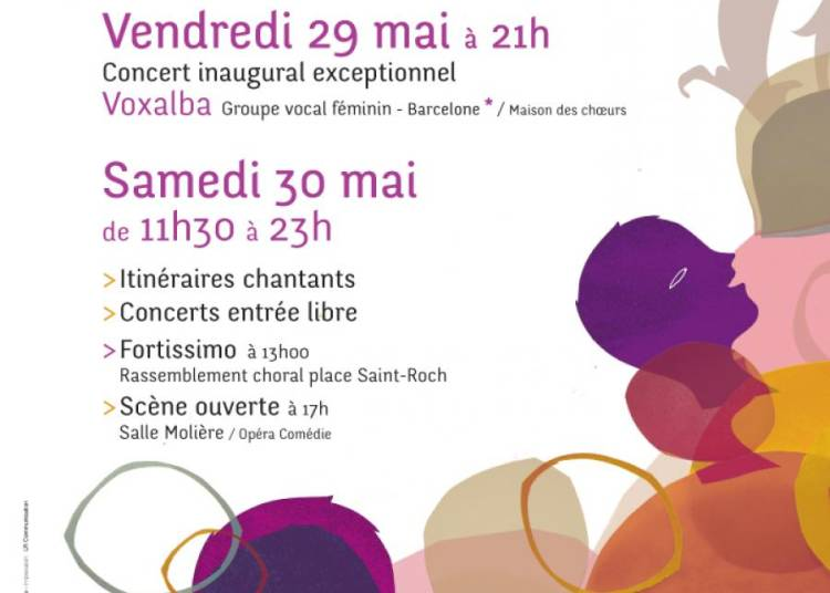 Choralissimo Journ�e du chant choral 2015