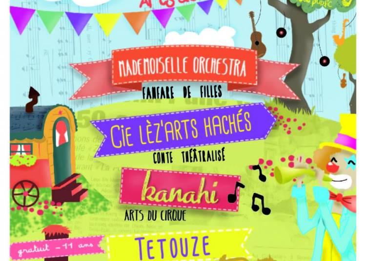 Festival les P'tits Vay'n'arts 2015