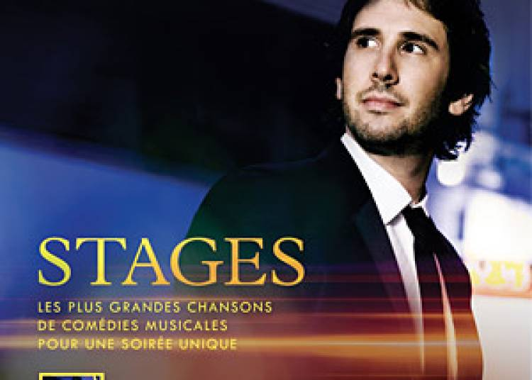 Josh Groban � Paris 19�me