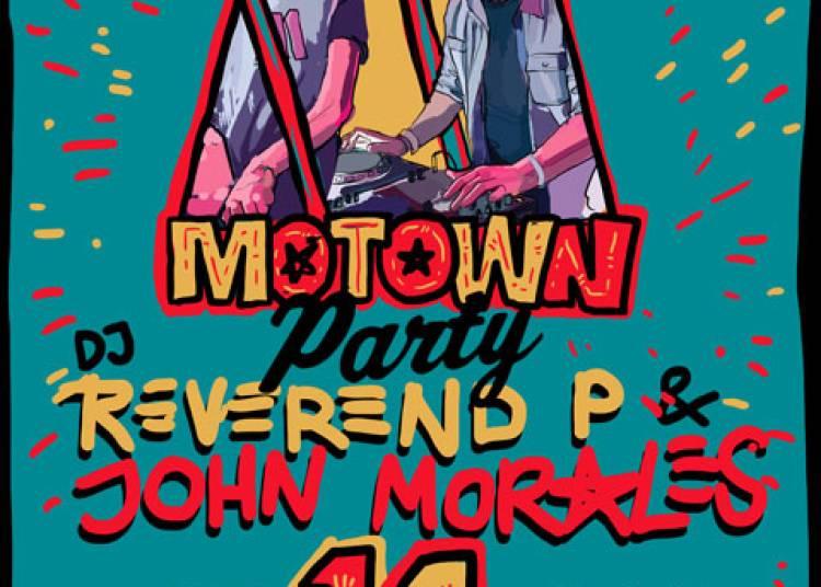 Motown Party 11 years anniversary � Paris 13�me