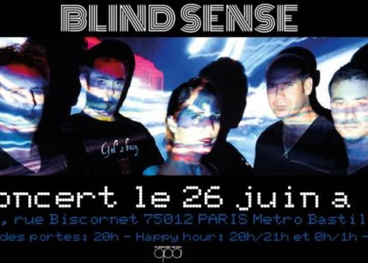 Fresh & Heavy, Blind Sense � Paris 12�me