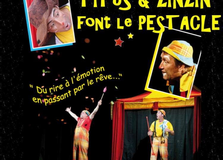 Le RV des Pitchous : Titus et Zinzin font le Pestacle � Montauban