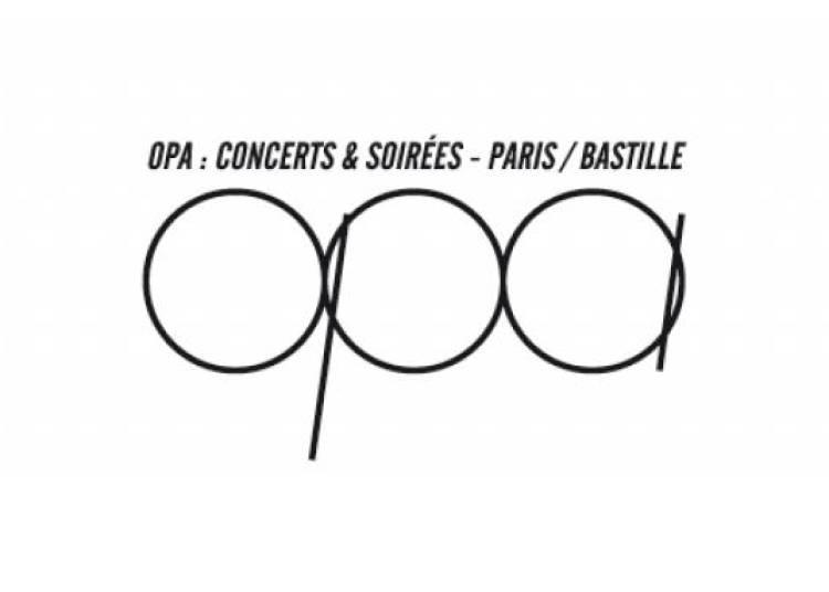 Ornella & The Gargoyls et The Shalalalas (it) � Paris 12�me