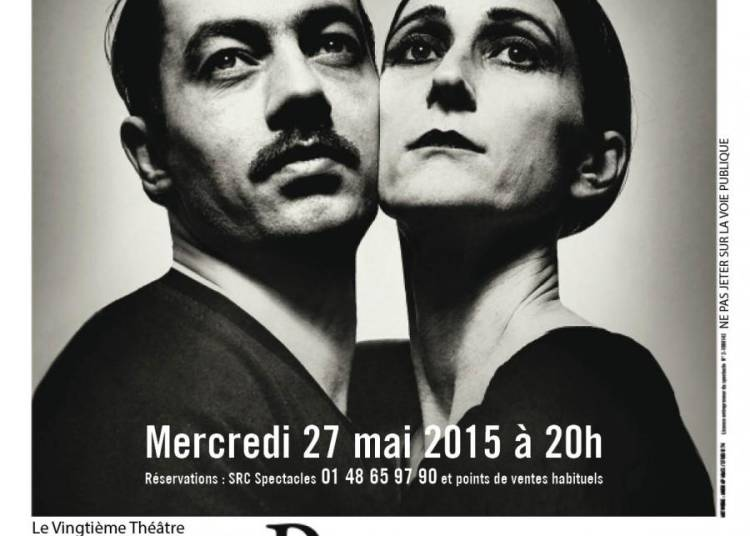 Preuve D'amour � Paris 20�me