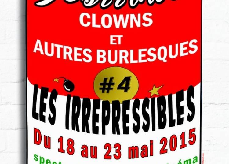 Festival Les Irr�pressibles 2015