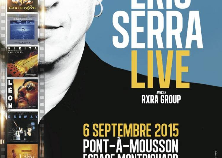 Eric Serra � Pont A Mousson
