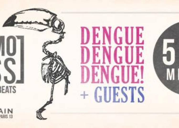 Dengue Dengue Dengue ! � Paris 13�me