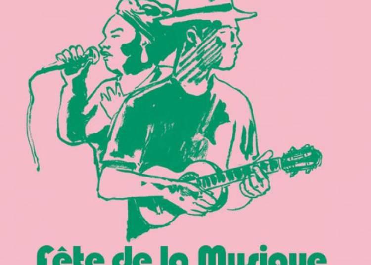 Fete De La Musique Avec Roda Do Cavaco à Paris 20ème