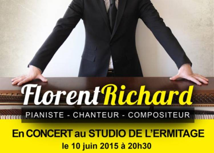 Florent Richard � Paris 20�me