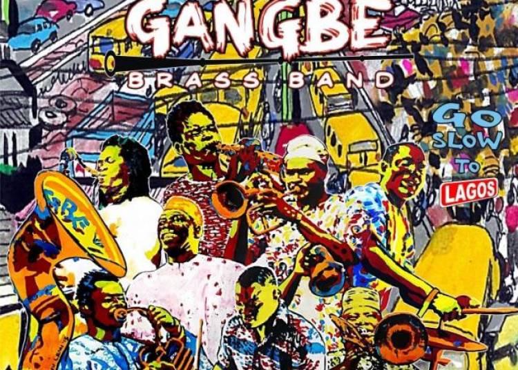 Gangbe Brass Band � Paris 20�me