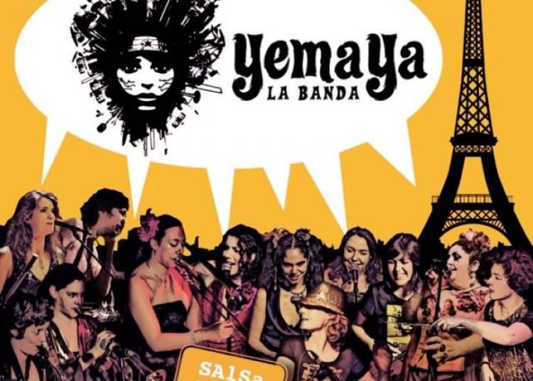 Yemaya La Banda + Labanda En Flor � Paris 20�me