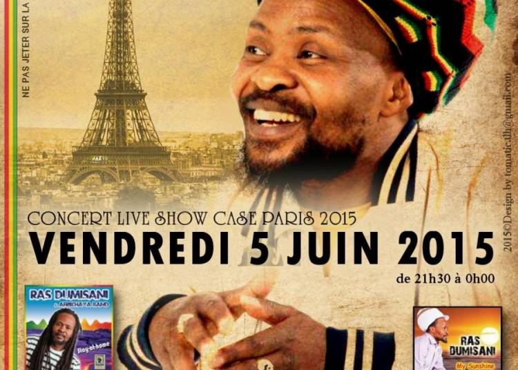 A Zulu King Live � Paris 14�me