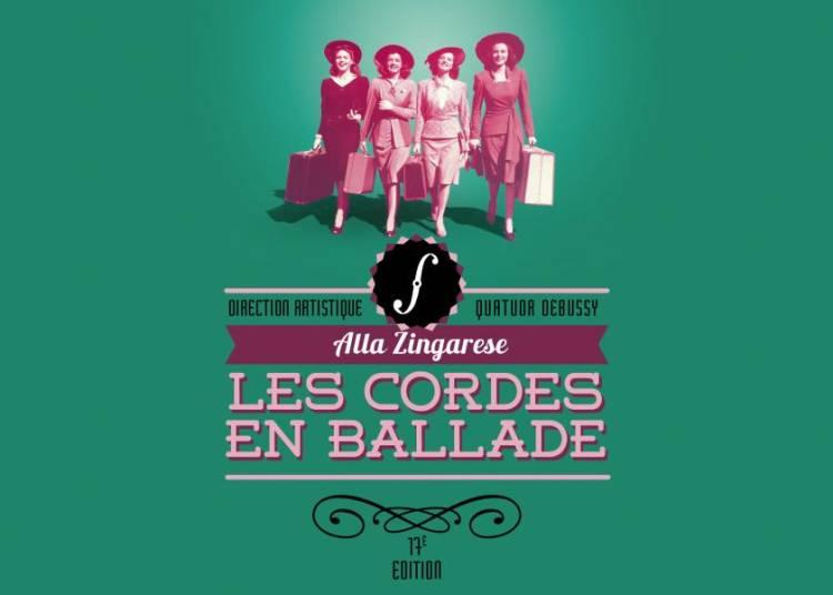 Festival Cordes en ballade 2015