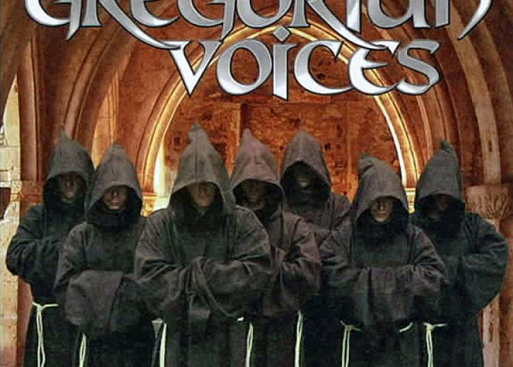 The Gregorian Voices � Montpellier