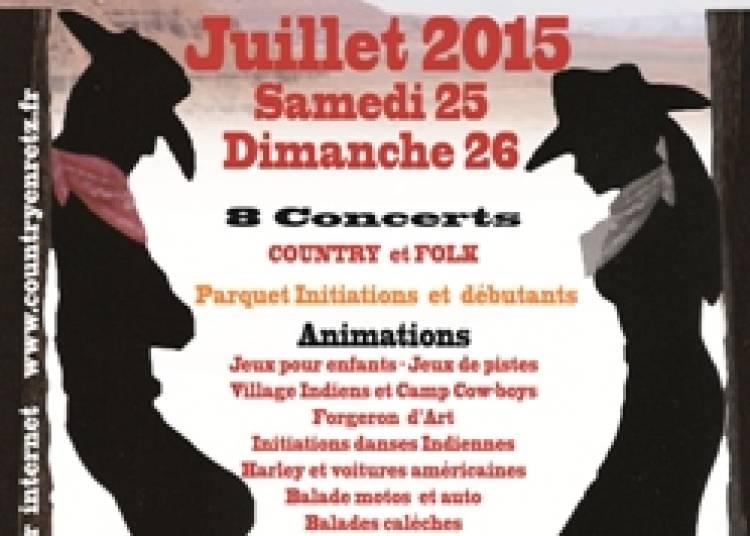 Festival Country en Retz 2015