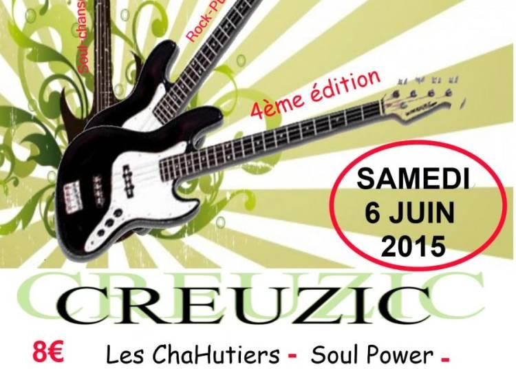 Festival Creuzic 2015