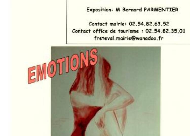 Emotions, peintures et aquarelles � Freteval