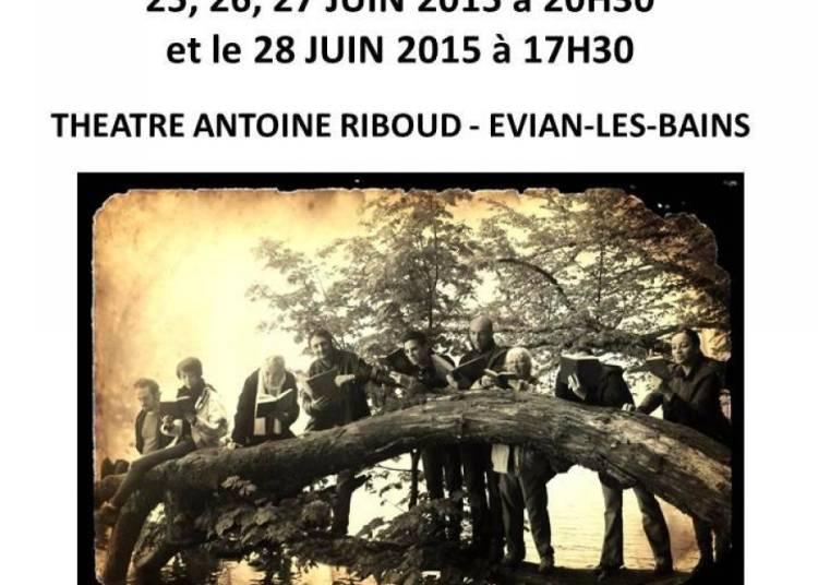 Le porteur d'histoire � Evian les Bains