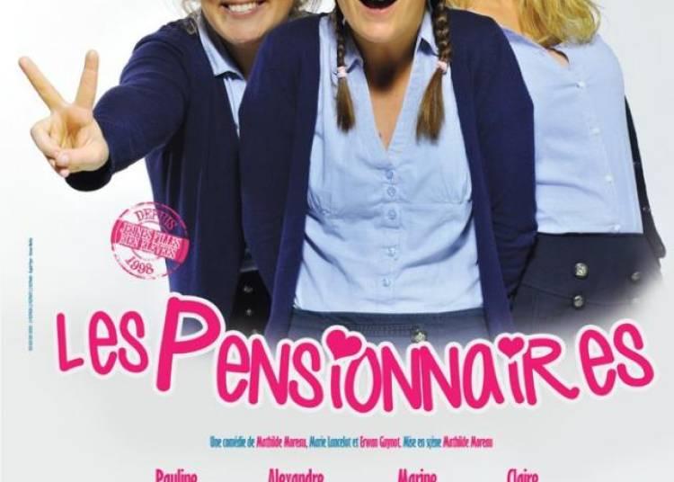 Les Pensionnaires � Paris 4�me