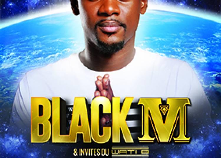 Black M et les invit�s du Wati B � Nantes