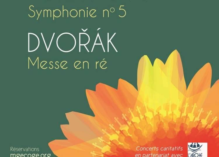 Concert caritatif du COGE, Dvorak, Tchaikovski � Paris 6�me