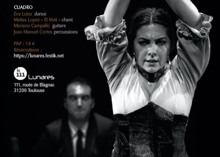 Tablao Flamenco avec la Compagnie Luisa � Toulouse