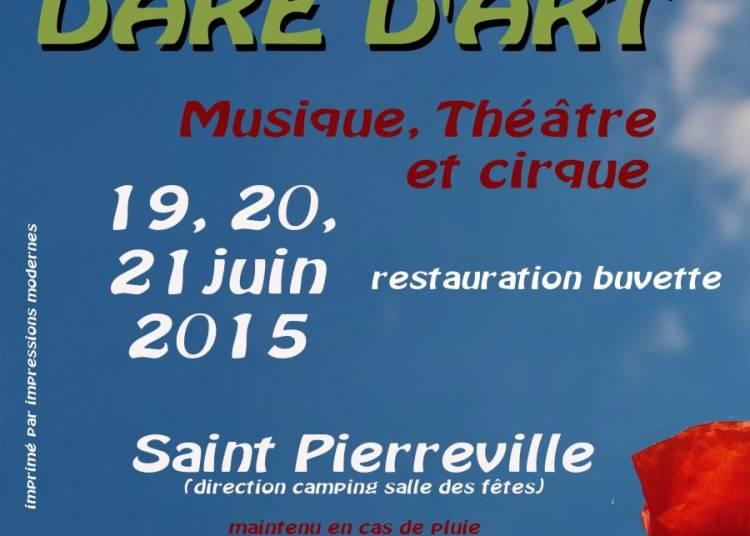 Festival Dare d'Art 2015