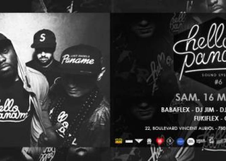 Hello Panam Soundsystem #6 � Paris 13�me