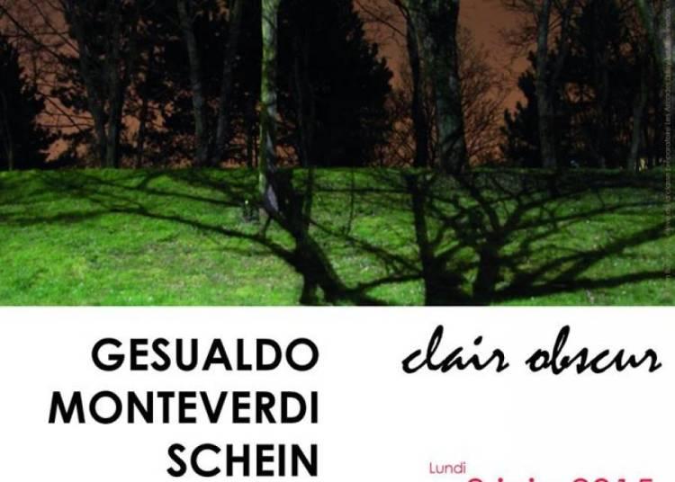 Clair obscur � Paris 15�me
