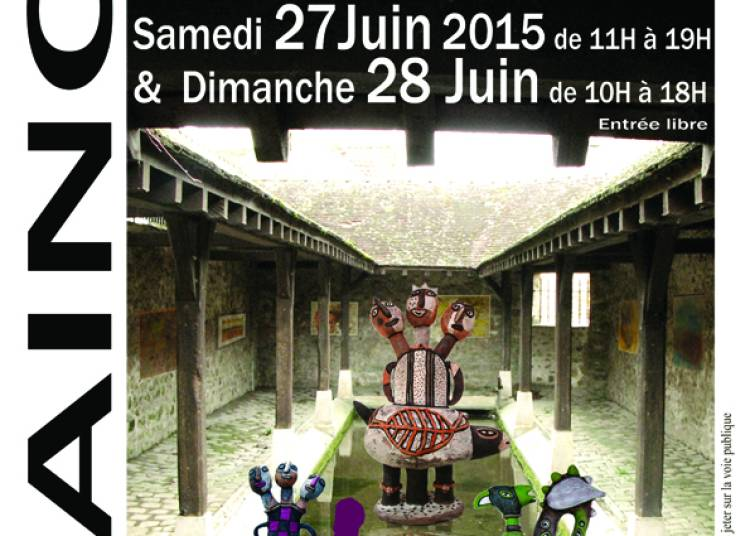 Arts au lavoir � Maincy