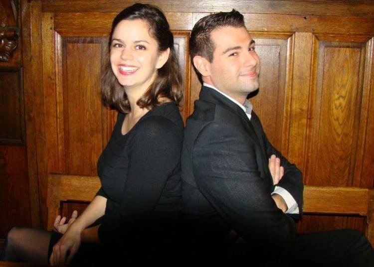 Concert Piano et Orgue par Les Tuyaux � Cordes � Paris 18�me