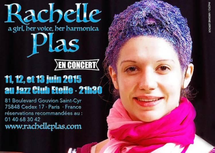 Rachelle Plas � Paris 17�me