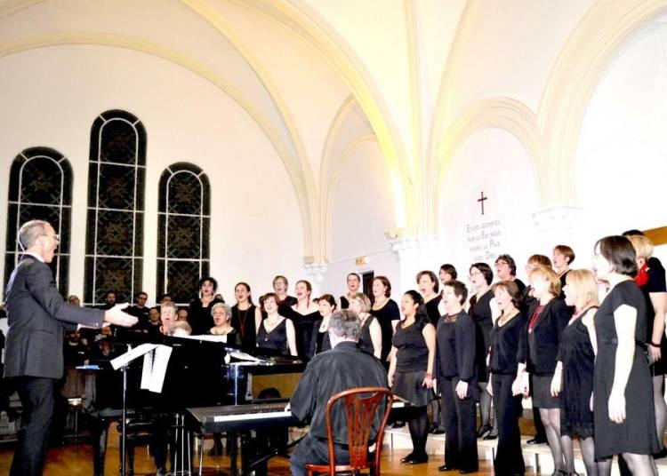 Les Femmes chantent le Monde � Paris 17�me