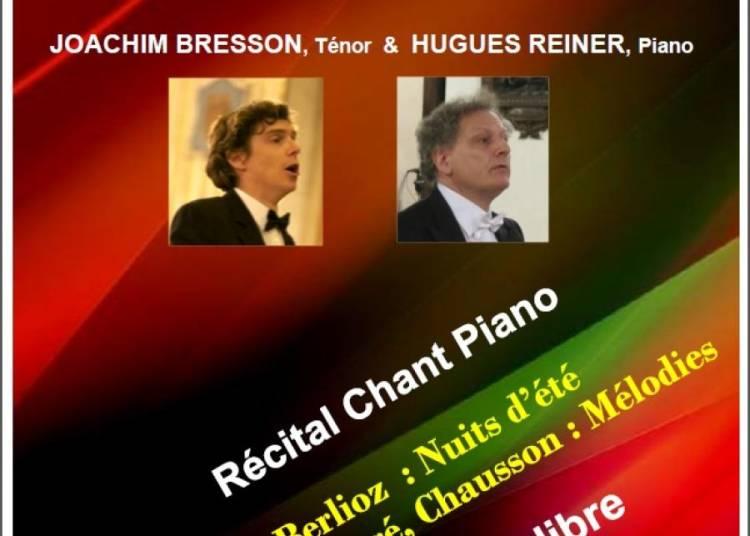 R�cital : Berlioz, Duparc, Faur�, Chausson � Montpellier