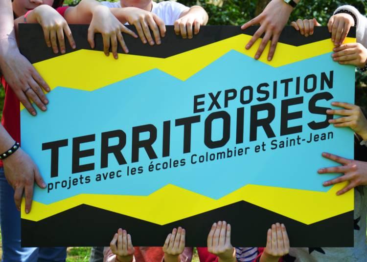 Exposition TERRITOIRES - projets �coles � Rennes