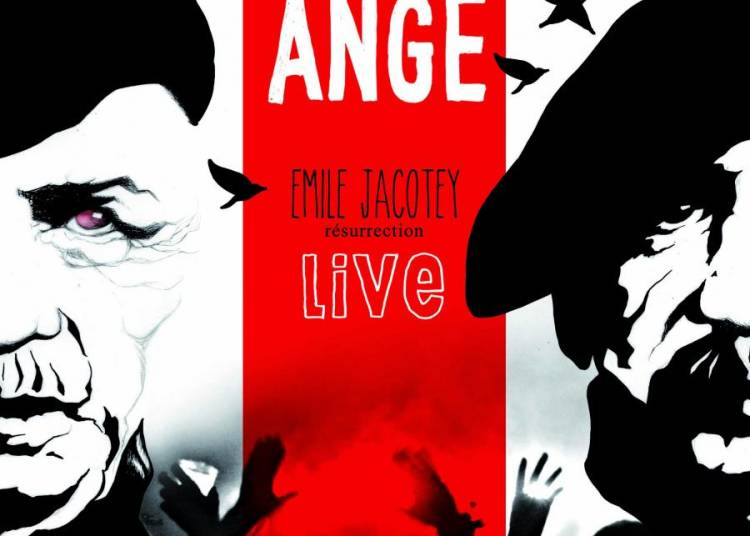 Ange - Emile Jacotey Resurrection � Paris 18�me
