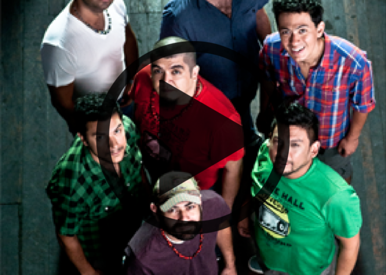 Bareto   cumbia fusion   ven. 03 juillet 2015 au studio de l'ermitage � Paris 20�me