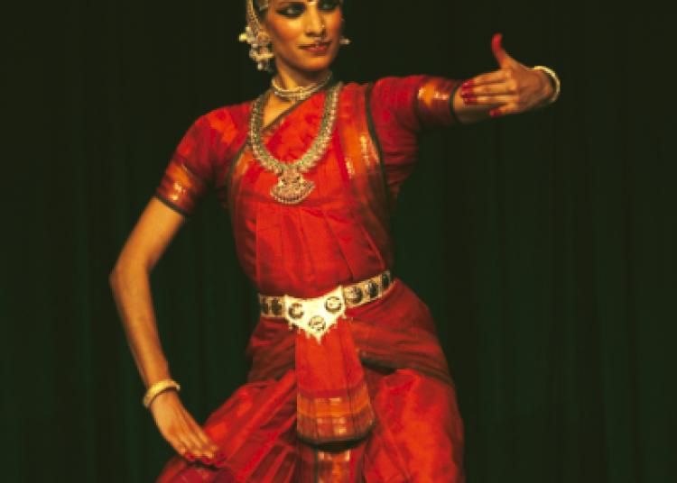Danse Bharata Natyam, Valerie Kanti Fernando � Paris 13�me