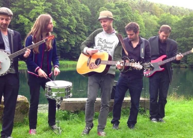 JJ& The acoustic machine � Lyon