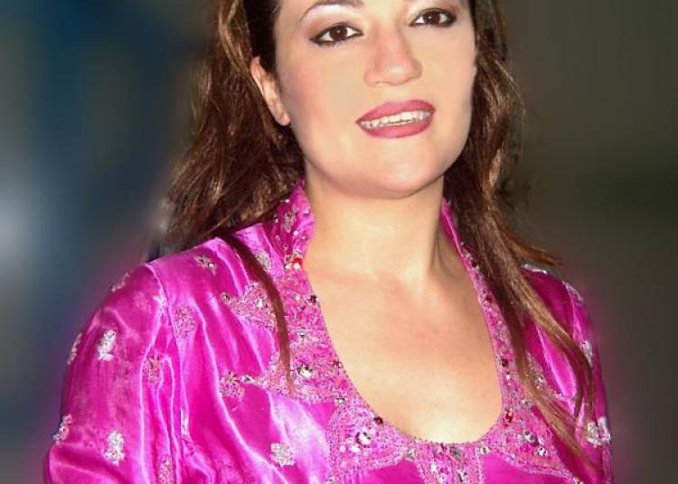 Dorsaf Hamdani, Barbara Fairouz � Vaison la Romaine