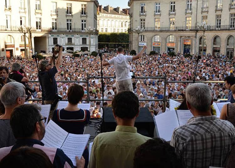 Et si on chantait ensemble ? à Nantes