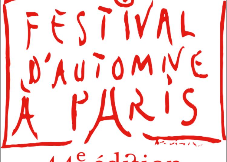 Festival d'Automne � Paris 2015